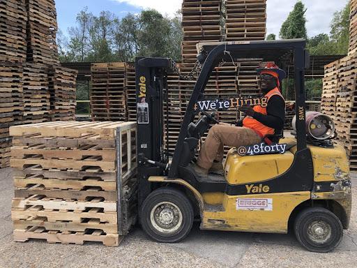 Forklift Driver in Hammond, Louisiana
