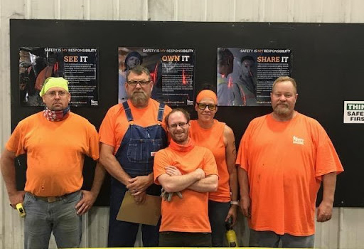 Members of our hardworking team in Fayetteville, Arkansas-1