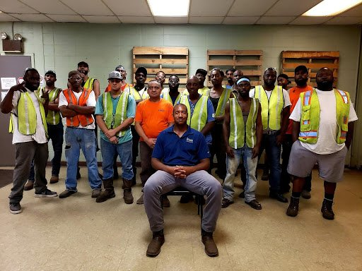 The plant team in Jackson, Mississippi